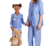 Pijamale Personalizate Blue