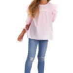 Bluză poplin Nina