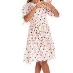 Rochie mătase