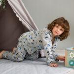 Pijamale personalizate Space