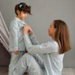 Pijamale Femei Bubble