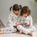 Pijamale băiețel Rabbit