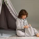 Pijamale personalizate Dots